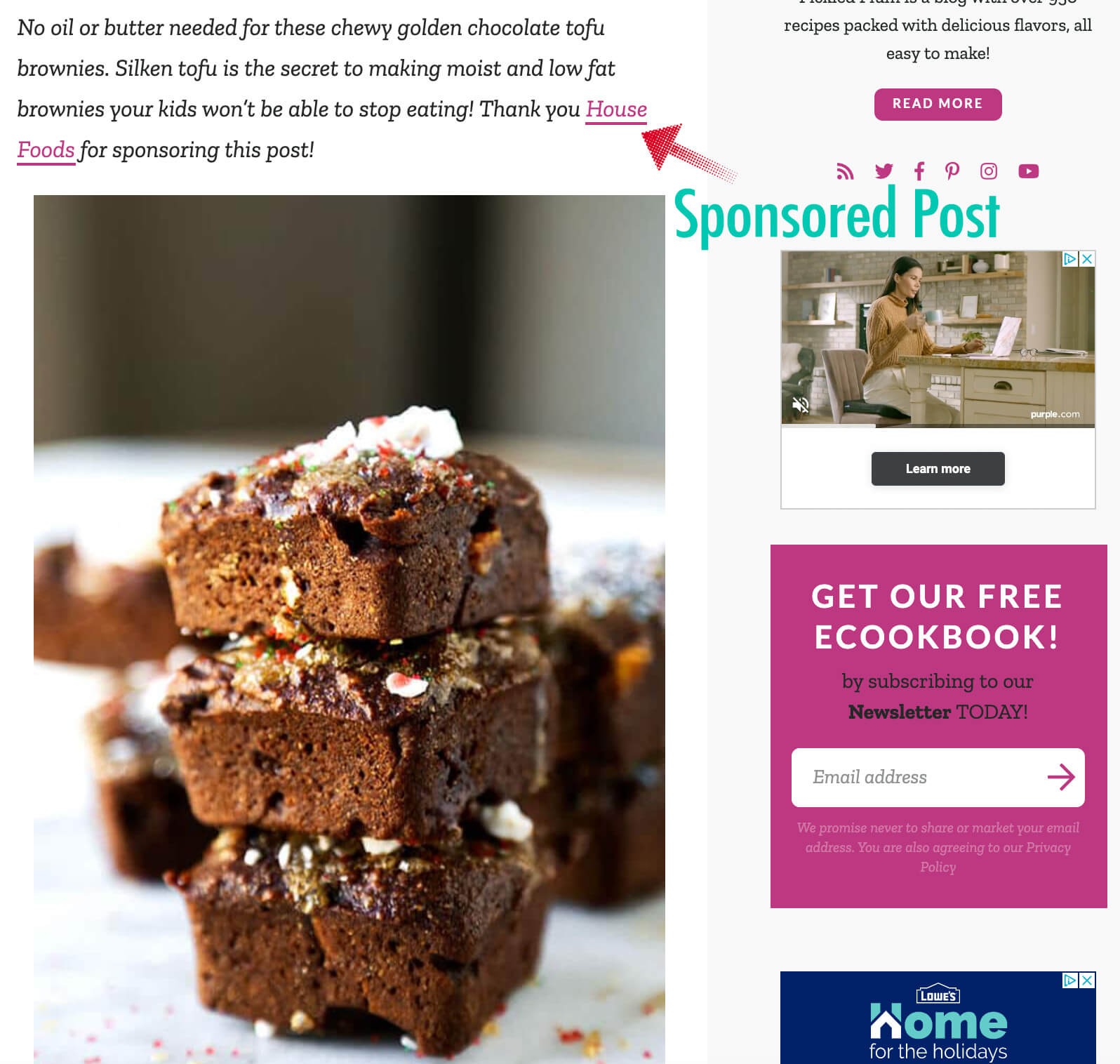 how to write sponsored posts - how to make money blogging